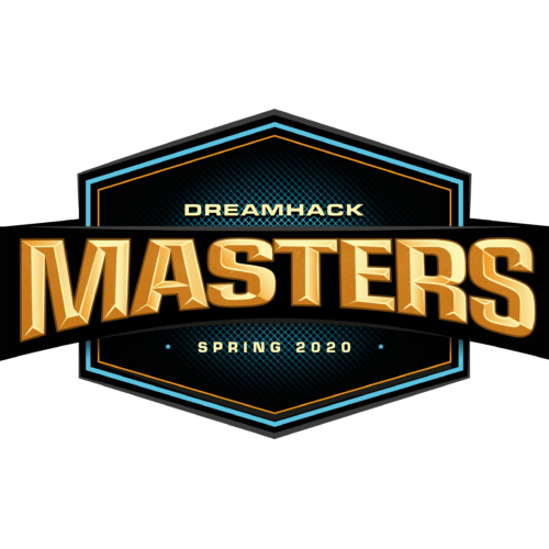 DreamHack Masters Spring 2020 - Europe Closed Qualifier