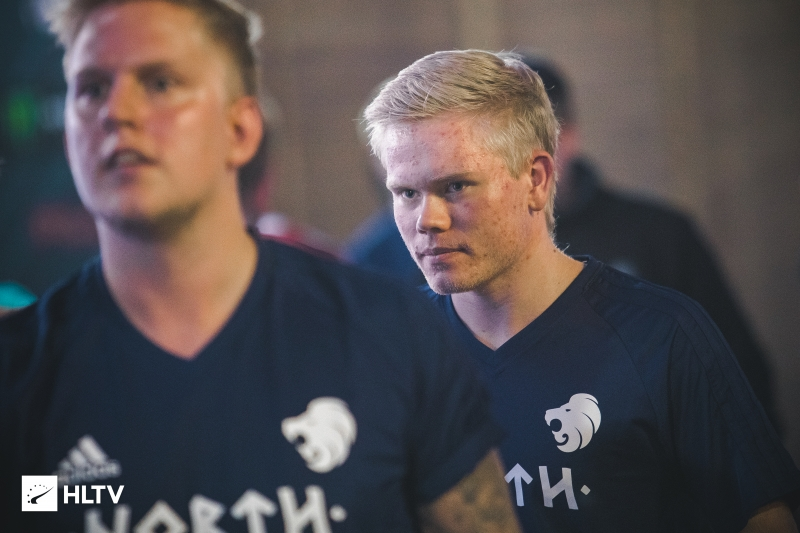 Magisk benched by North, according to Flickshot.fr