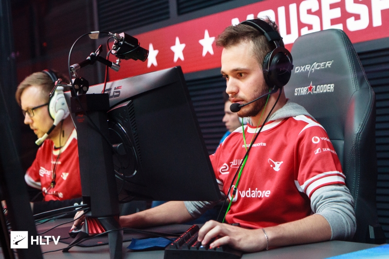 Official: mousesports bring STYKO back into starting lineup | HLTV org