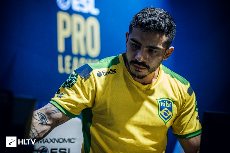 coldzera requests MIBR benching as he seeks new challenge