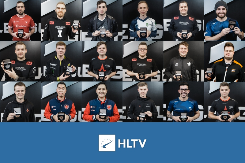 Top 20 players of 2018: Introduction | HLTV org