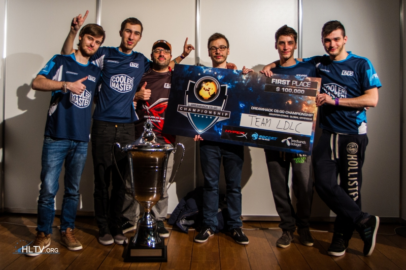 Image result for LDLC 2014