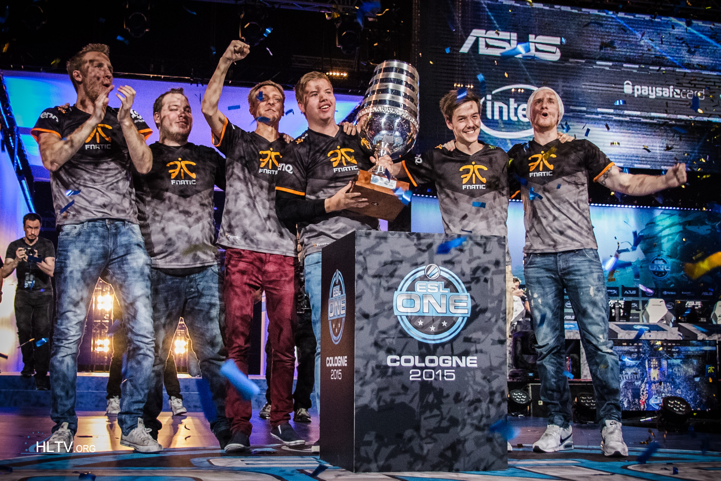 ESL One: Cologne 2015