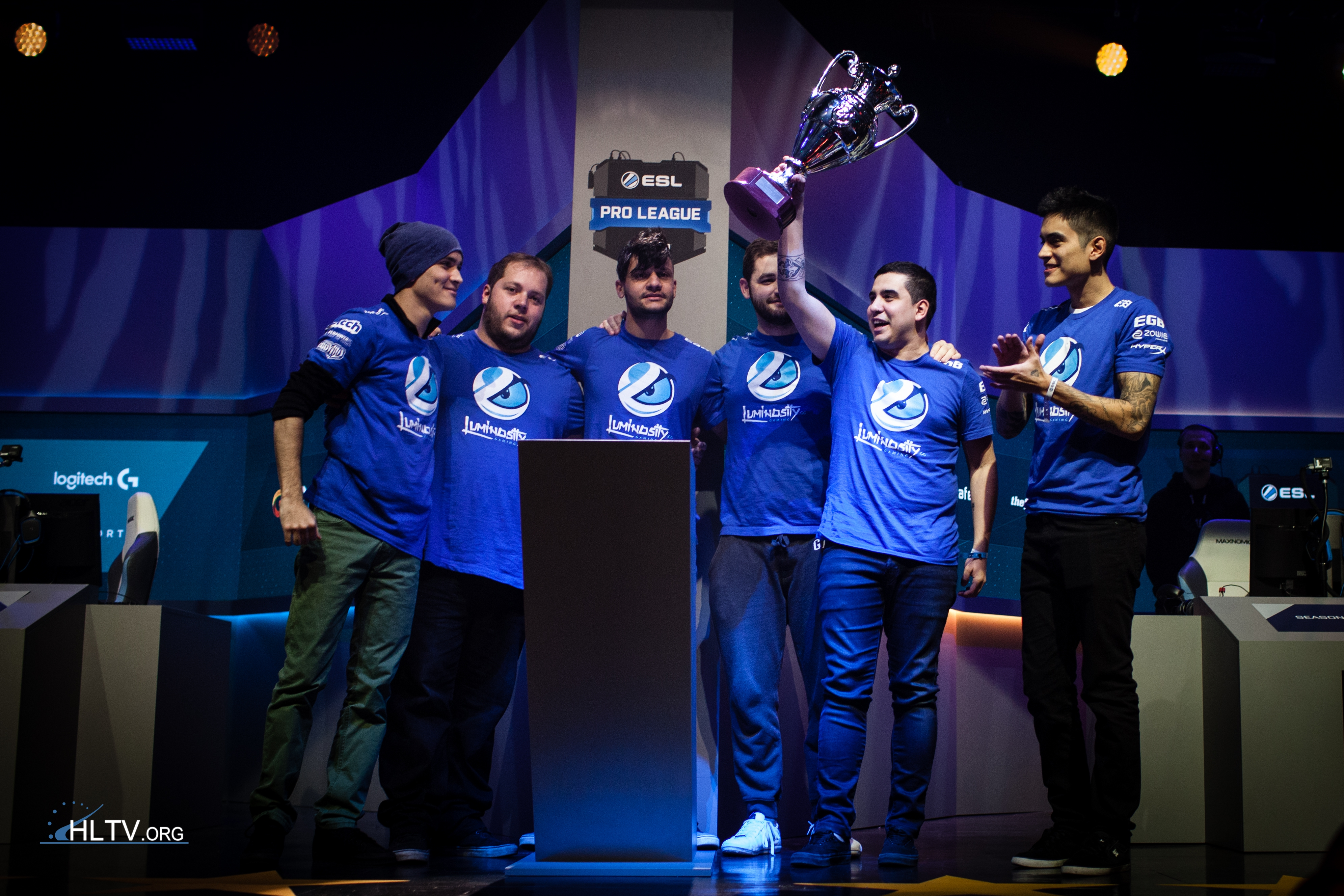 CS:GO, Luminosity Gaming, ESL