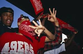 Blog deadliest gangs hltv jewelry graffiti language and hand signs the bloods gang color is red the following is a sample picture of the bloods hand symbol demonstrated by altavistaventures Images
