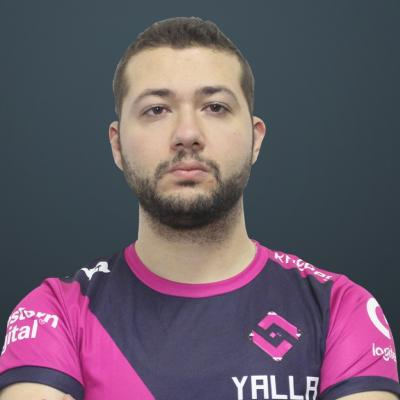 Image of CS:GO player Kheops