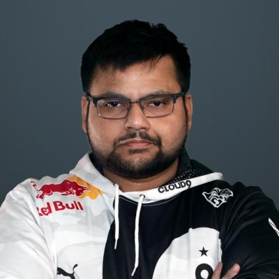 Image of CS:GO player valens