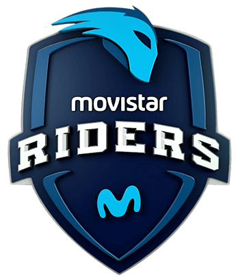 Movistar Riders Blue
